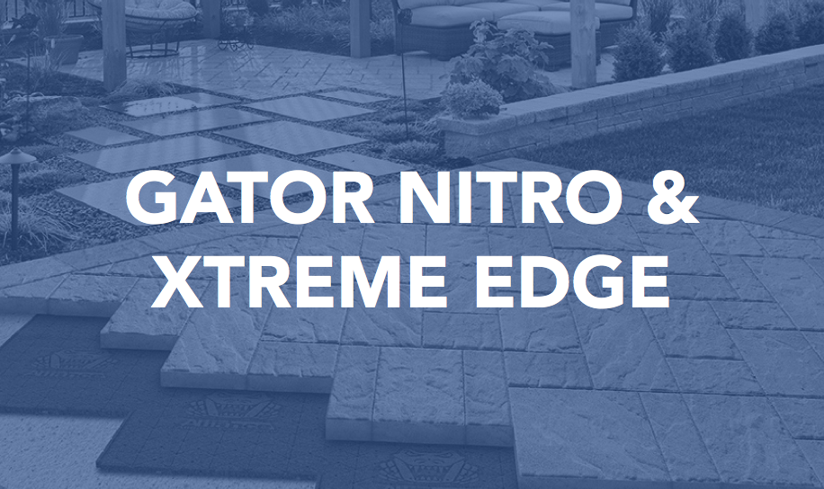 Gator Nitro and Xtreme Edge