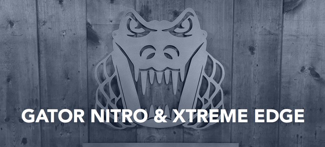 Nitro and Xtreme LP Banner