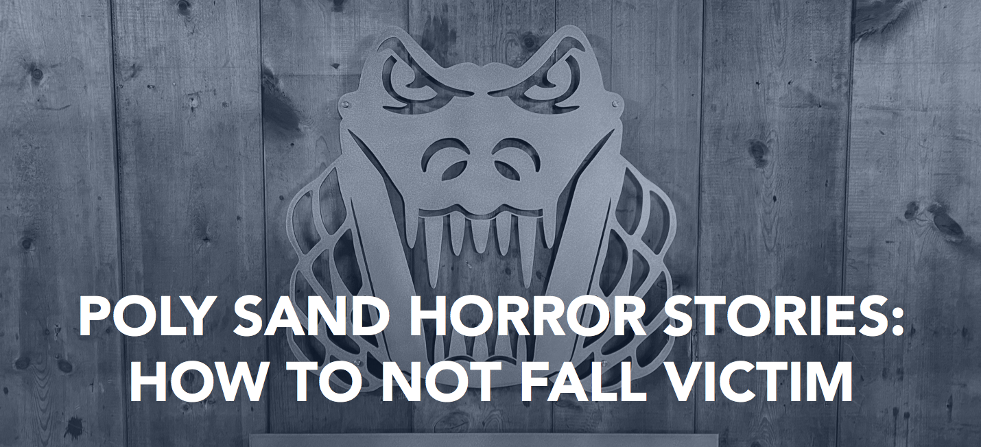 Poly Sand Horror Stories LP Banner-1